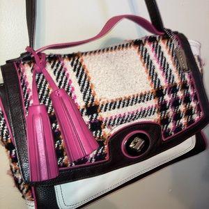 Coach houndstooth bag
